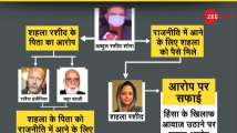 DNA: Father makes serious allegations on Shehla Rashid, exposes her 'a...