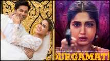 'Coolie No 1', 'Durgamati': Movies, shows releasing in...