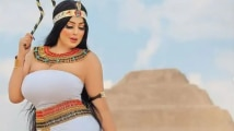 Pyramid photoshoot lands model, photographer behind bars in Egypt
