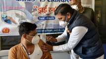 With nearly 2 lakhs people inoculated, Health ministry terms Day 1 of...