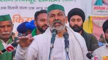 Farmers announce series of Mahapanchayats in March, BKU leader Rakesh...