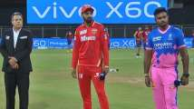 IPL 2021: Rajasthan Royals win the toss and opt to field, hand debut c...