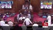 Rajya Sabha Deputy Chairman requests TMC MP Santanu Sen to leave House