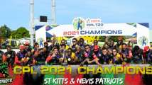 CPL 2021: Chris Gayle's St Kitts and Nevis Patriots win first title in...