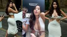 VIRAL! Nora Fatehi is hotness overloaded in latest photos, flaunts her sexy...
