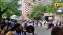 Fire breaks out in basement of CBI building in Delhi