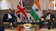External Affairs Minister S Jaishankar holds bilateral talks with Norw...
