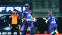 IPL 2021: Sunrisers Hyderabad win toss and opt to bat first against DC...