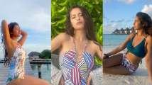 'Balika Vadhu' fame Avika Gor looks ravishing in sexy bikini phot...