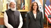 PM Modi's touching ode to VP Kamala Harris' Indian heritage - Here's what he gifted her
