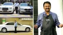 In Pics: Luxury car collection of Ramesh Babu, a barber with a bigger garag...