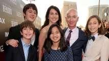 Meet Amazon founder Jeff Bezos' four children, 3 sons and 1 adopt...