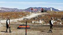 China passes new law to protect border land amid military standoff wit...