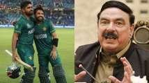 Pak minister Sheikh Rasheed makes shocking claim after Pakistan win, sparks row