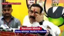 Narottam Mishra supports Bajrang Dal's demand to change name of 'Ashram 3'...