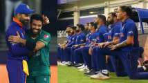 Virat Kohli reveals why Team India took the knee before the Pakistan g...