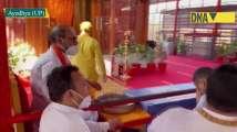 Delhi CM Arvind Kejriwal offers prayers at Ram Lalla Temple in Ayodhya