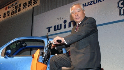 Osamu Suzuki: Latest News, Videos and Photos on Osamu Suzuki - DNA News