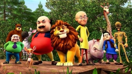 Motu Patlu Latest News Videos And Photos On Motu Patlu Dna News