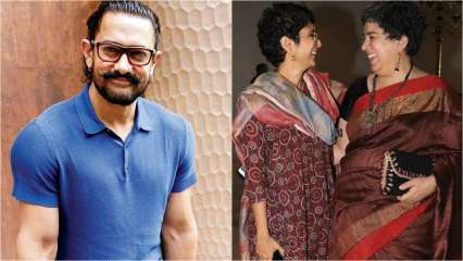 Aamir Khan opens up about his present wife Kiran Rao and ex wife Reena Dutta