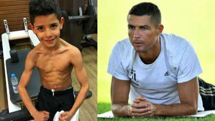 Cristiano Ronaldo Jr Latest News Videos And Photos On Cristiano Ronaldo Jr Dna News