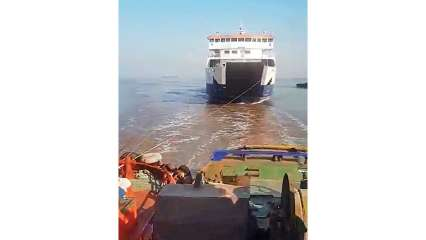 Ro ro ferry dahej to ghogha ticket price