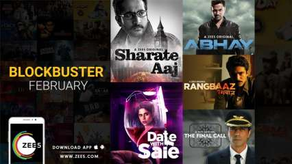 ZEE5 Originals: Latest News, Videos and Photos on ZEE5