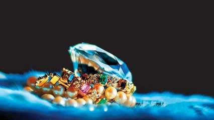 Gems and jewellery