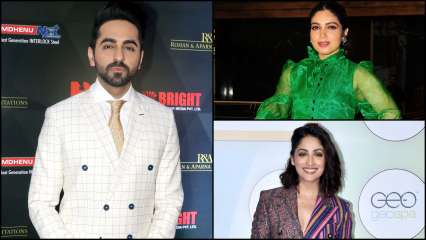 Image result for latest images of ayushman khurana new movie bala
