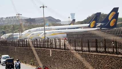 Jet Airways ceased flight operations on April 17.