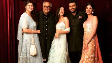 Happy Birthday Arjun Kapoor: 6 times the 'Most Wanted' actor proved 'family comes first'
