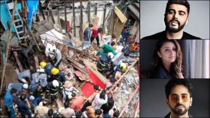 Celebs offer condolences for the dead in Mumbai Building Collapse