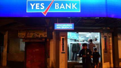 Yes Bank - The rise, the fall and the resurrection