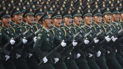 It would be more appropriate to define PLA as the armed wing of the CCP, and not a professional fighting force