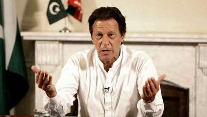 File Photo: Pakistan Prime Minister Imran Khan
