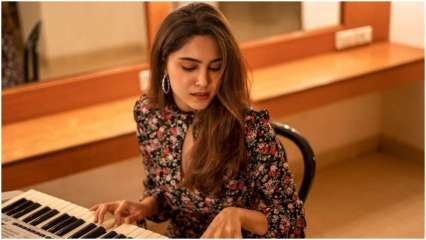, 'Bunty Aur Babli 2' actor Sharvari opens up about her passion for playing piano,