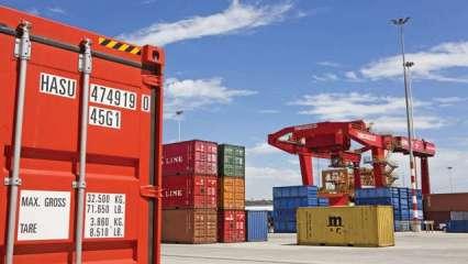 Trade imports exports