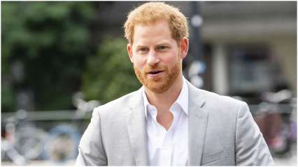 Prince Harry suggests COVID-19 is rebuke from nature