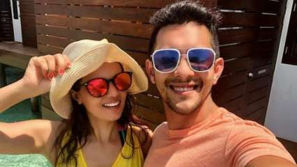 , 'With all the romance that's happening…': Aditya Narayan breaks silence on reports of wife Shweta Agarwal's pregnancy,
