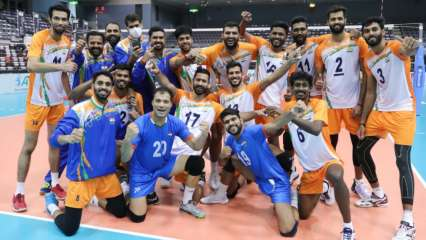 Asian Volleyball Championship 2021: Indian men clinch first win in group stage as they defeat Kuwait 3-0 – NewsDeal