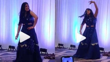 Bhabhi ka bindaas dance! Sister-in-law dances to popular Bollywood song at devar's wedding - WATCH viral video