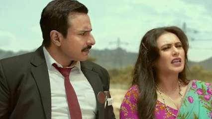 'Bunty Aur Babli 2' trailer out: Con-couple Saif Ali Khan-Rani Mukerji prove they are the real OGs